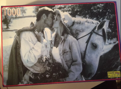 Fame, Kissing Couple By Horse, 1000.png