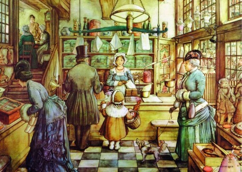 7_Anton Pieck - The Bakery_1000.JPG